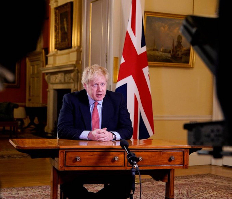 Prime Minister Boris Jonson