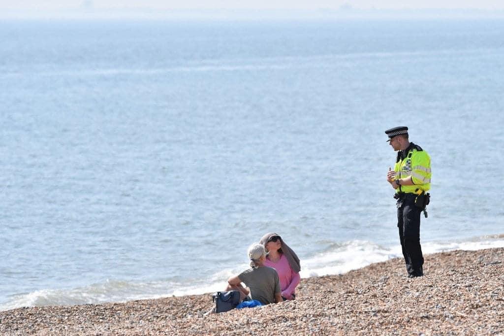 Brighton COVID Police