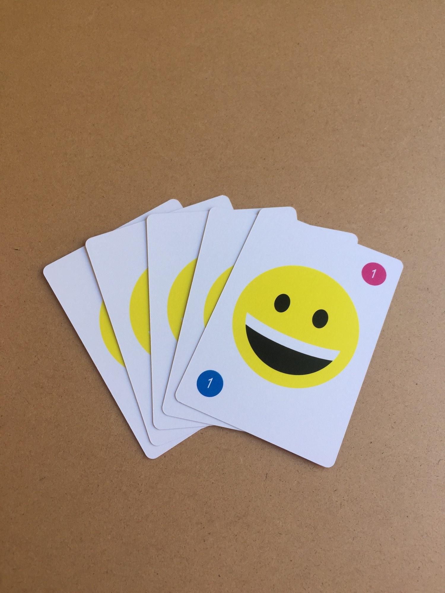 Totes Emosh Card Game