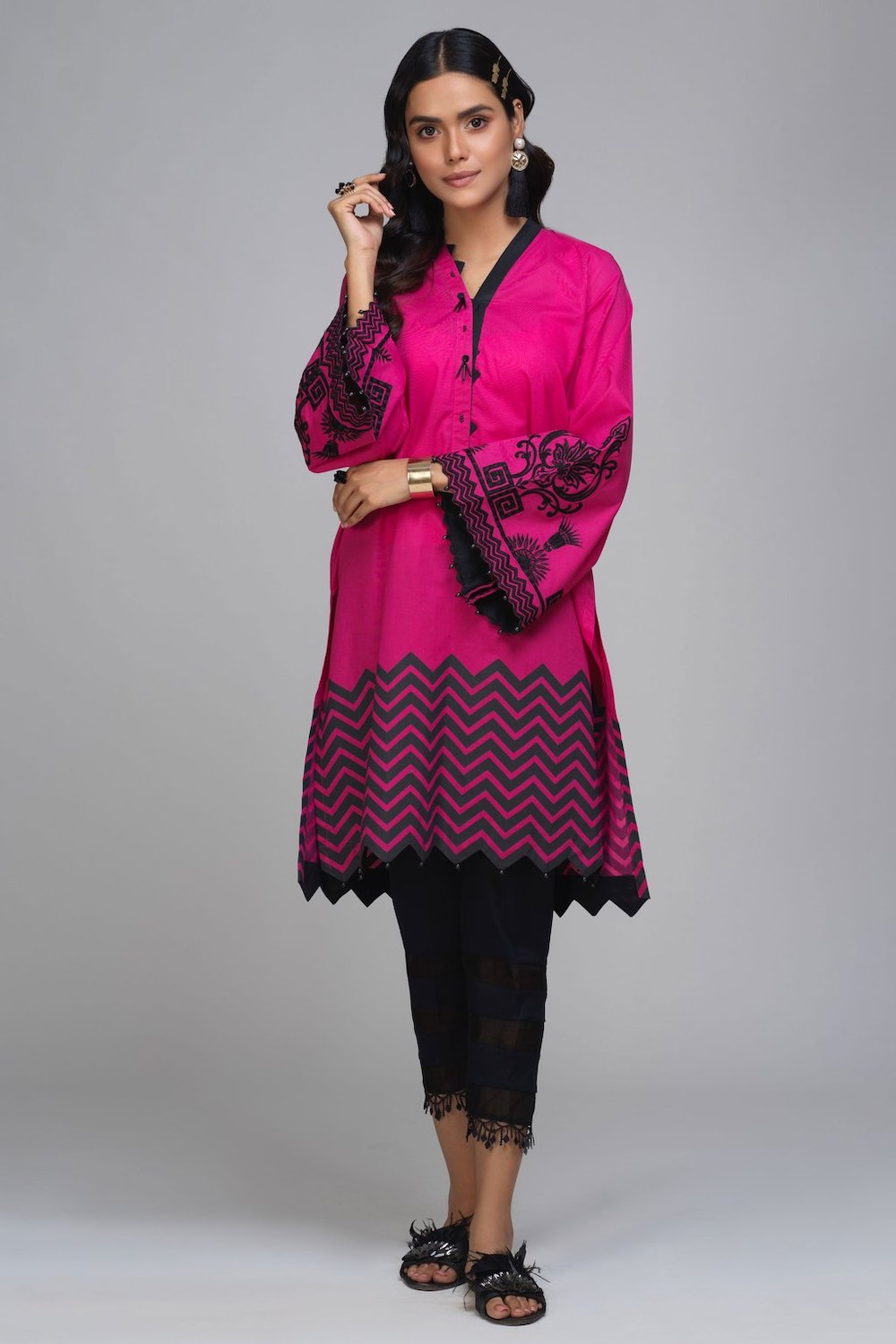 Buy Cotton Dresses Summer Collection for Ladies