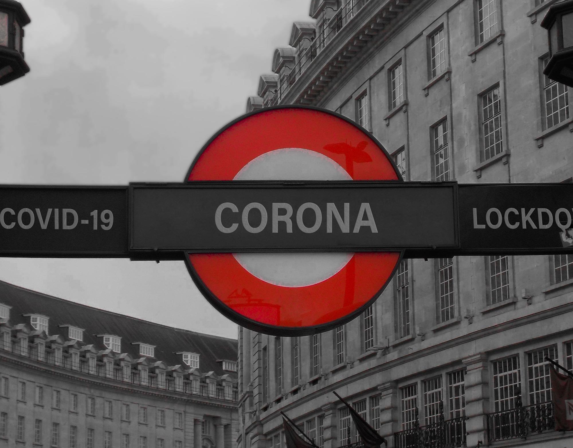 london covid