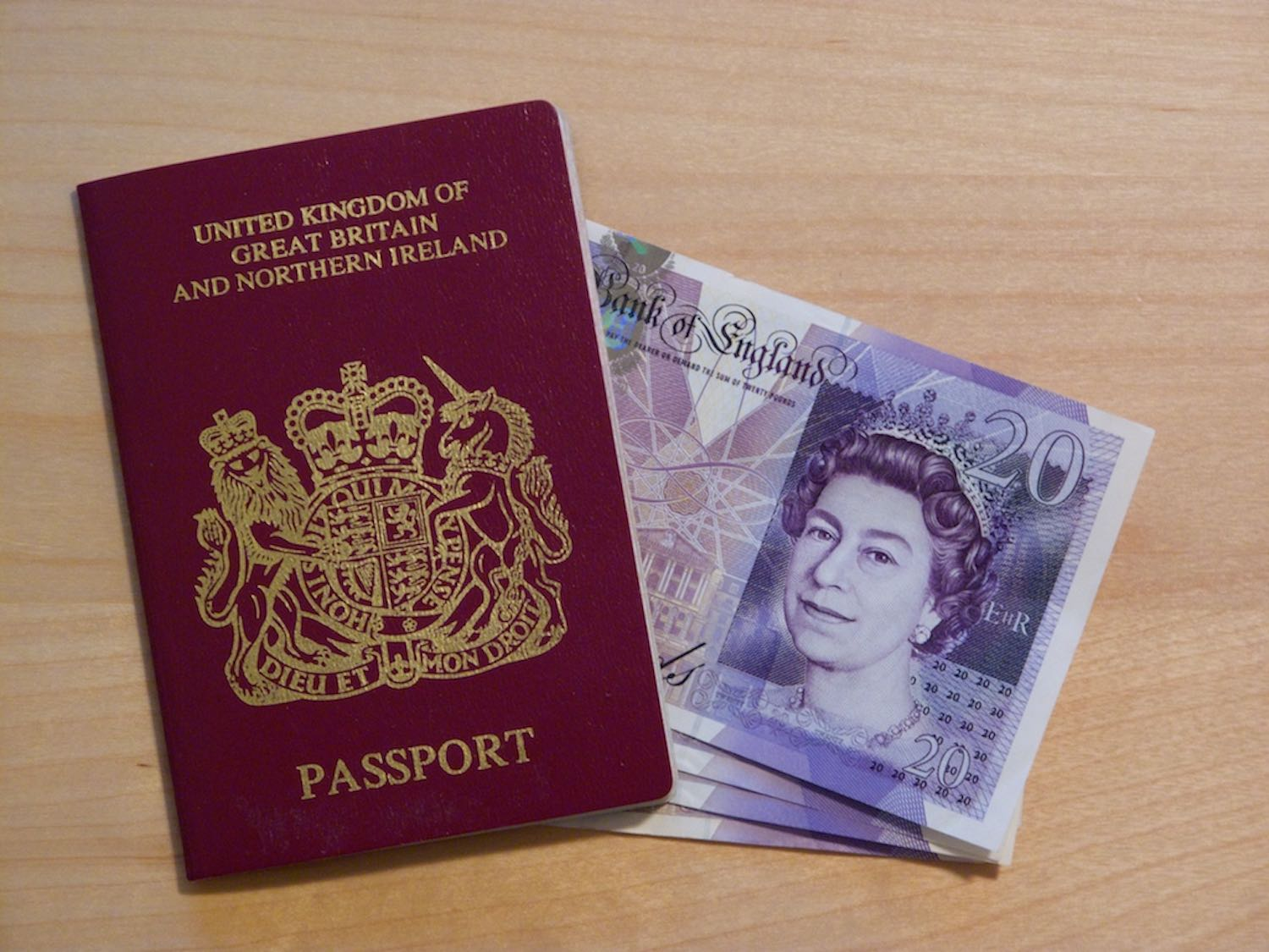 uk passport money
