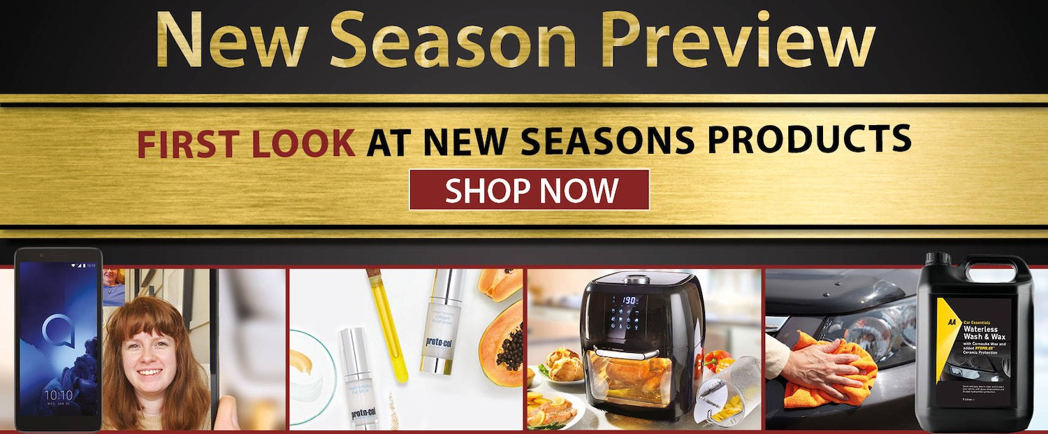 First Look at New Season Product Preview at Expert Verdict