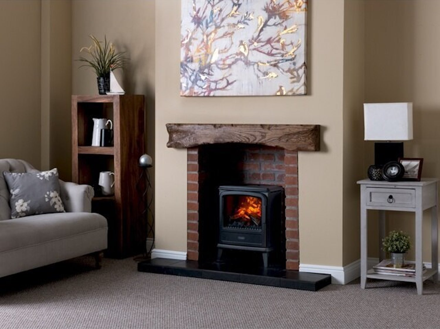 Cosy Up This Christmas With Heaters And Fires At Scotts Of Stow