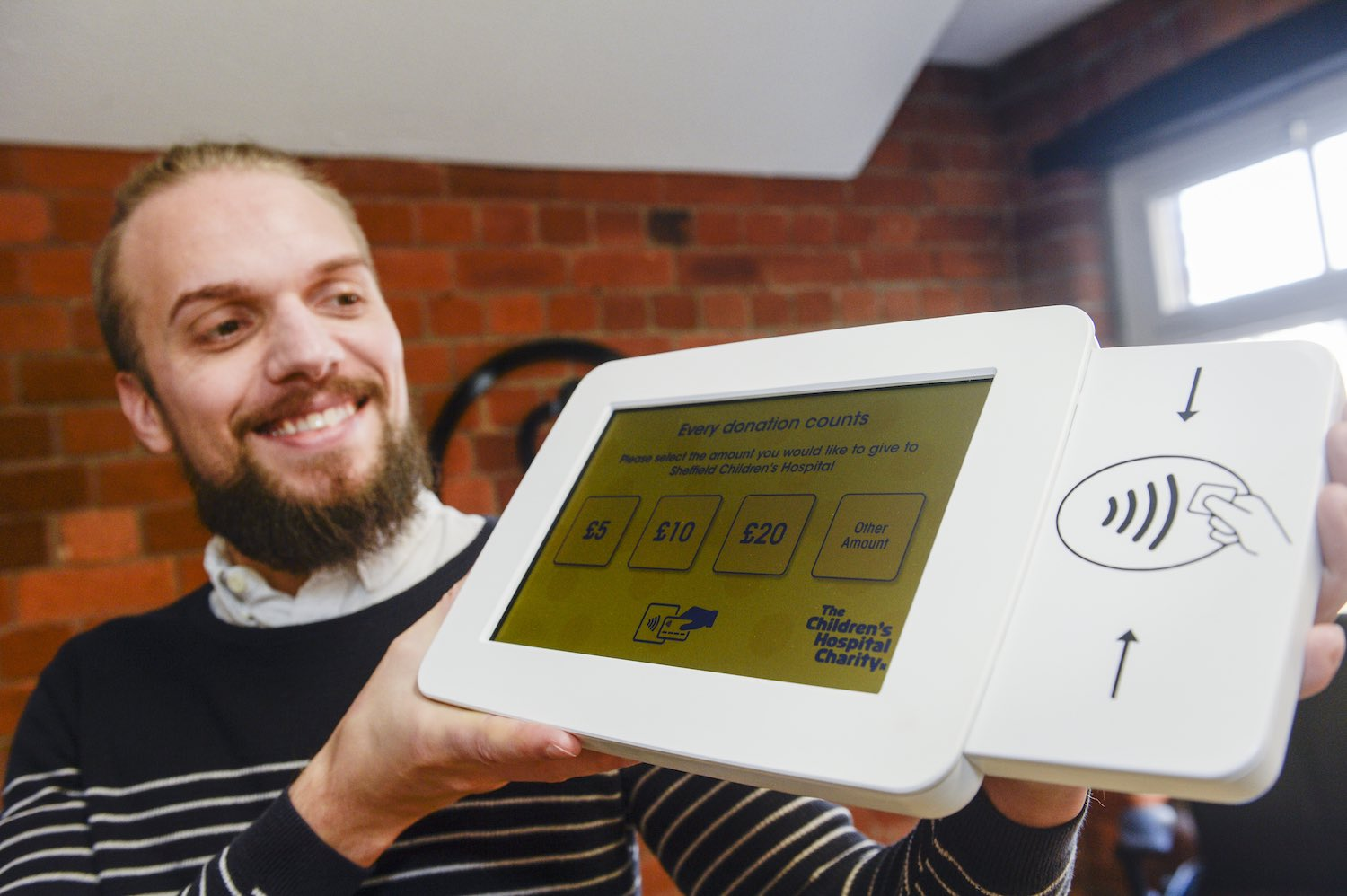 Covid-hit Good Causes Set For Boost With Contactless Donation Giveaway