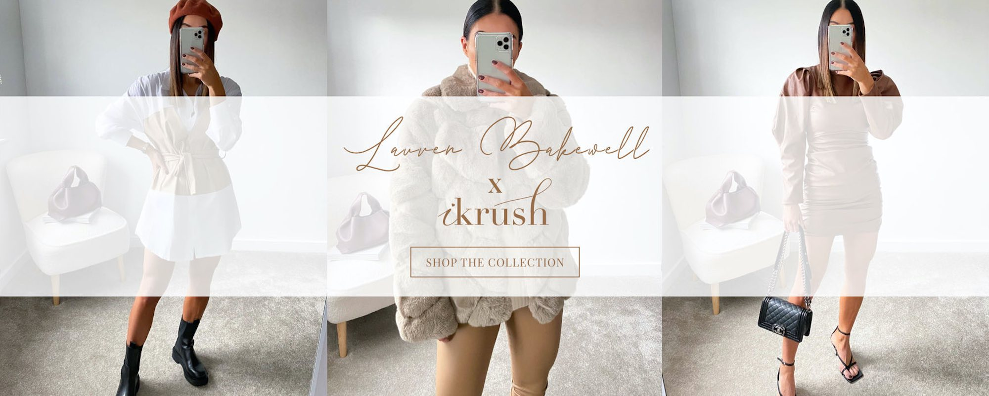 Lauren Bakewell Collection at IKRUSH