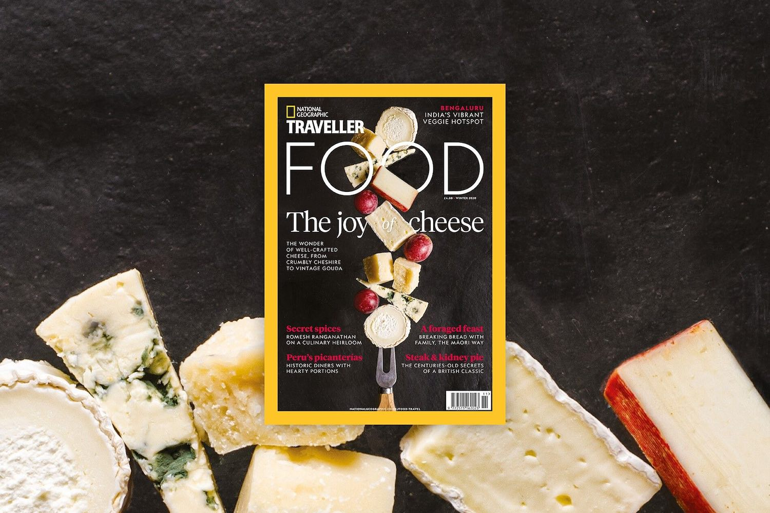 National Geographic Traveller Food celebrates the joy of Cheese