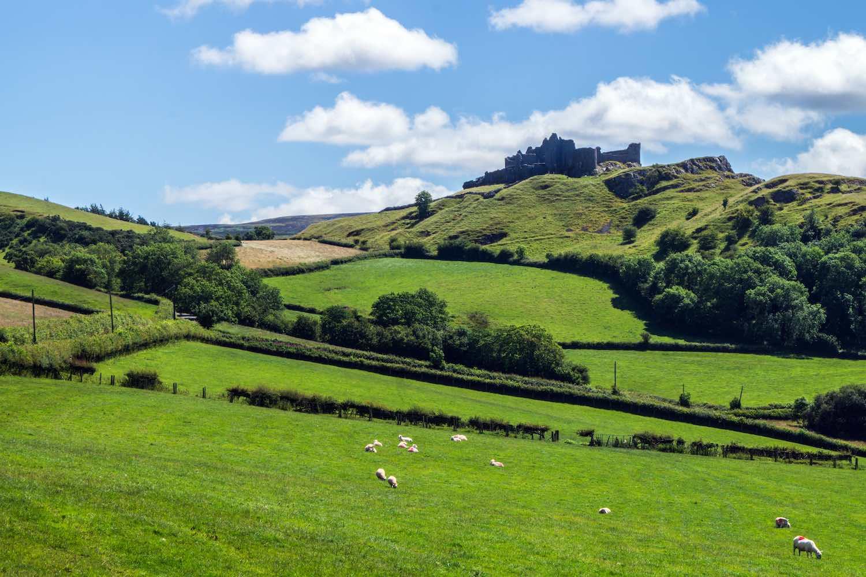 farming UK countryside