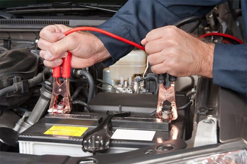 Car Battery Dead