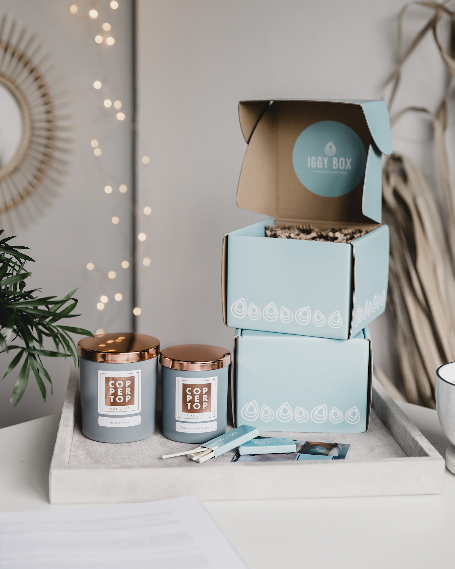 The UK's No.1 Scented Candle Subscription Box