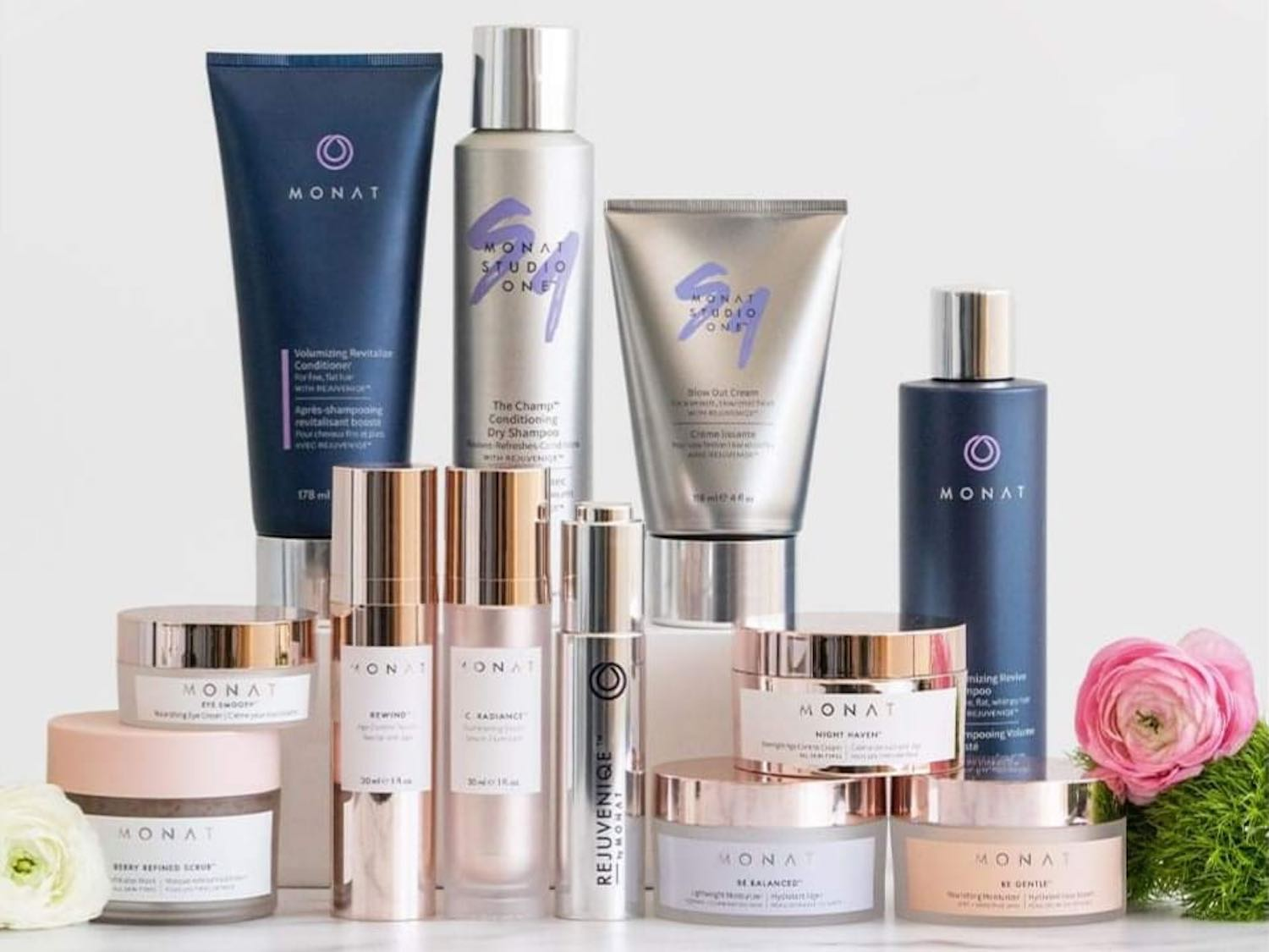 NEW MONAT® Products for Spring