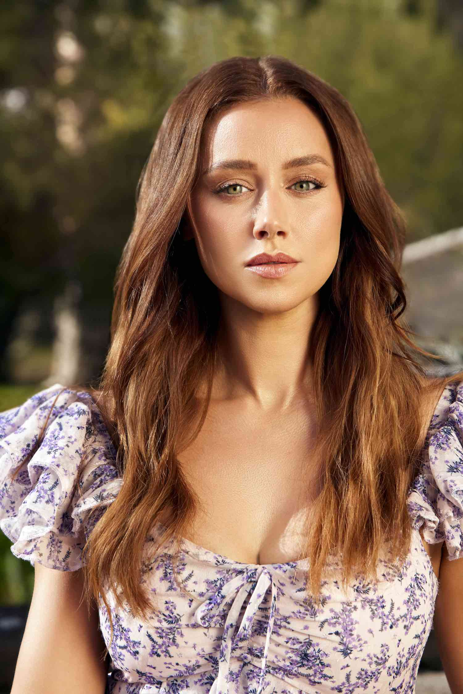 Una Healy announced as first Irish face of International Beauty Brand